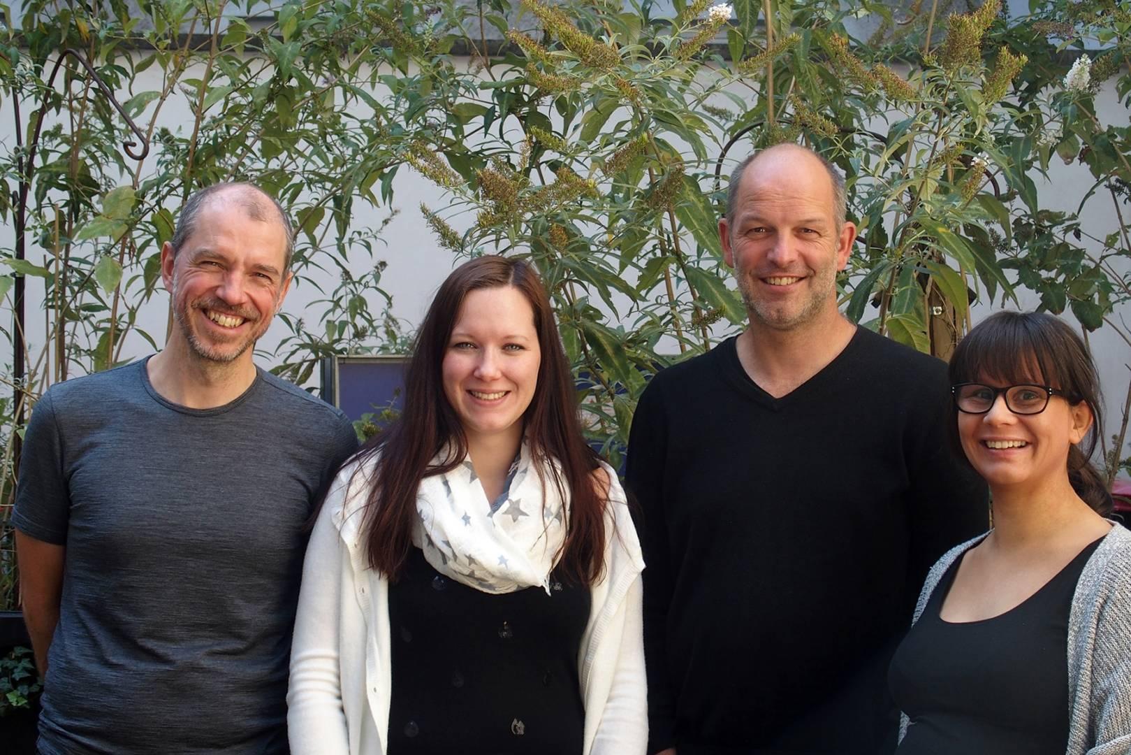 Team Stadtentwicklung im Dialog - Neusiedlerviertel Mödling
