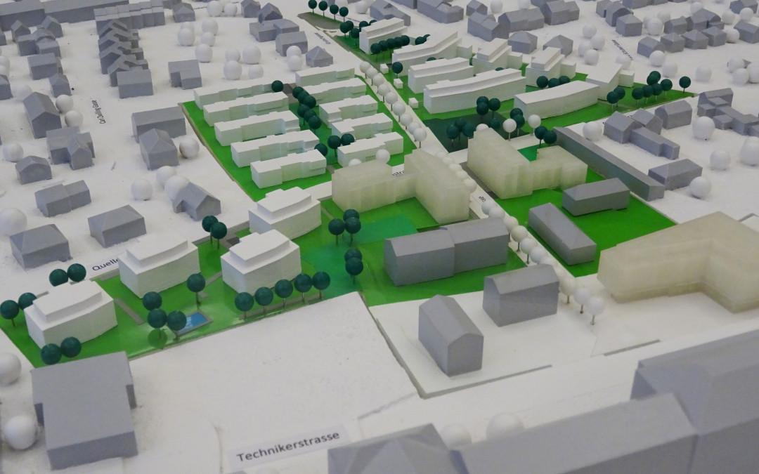 Ausstellung zur Entwicklung des Stadtteiles jetzt auch online!