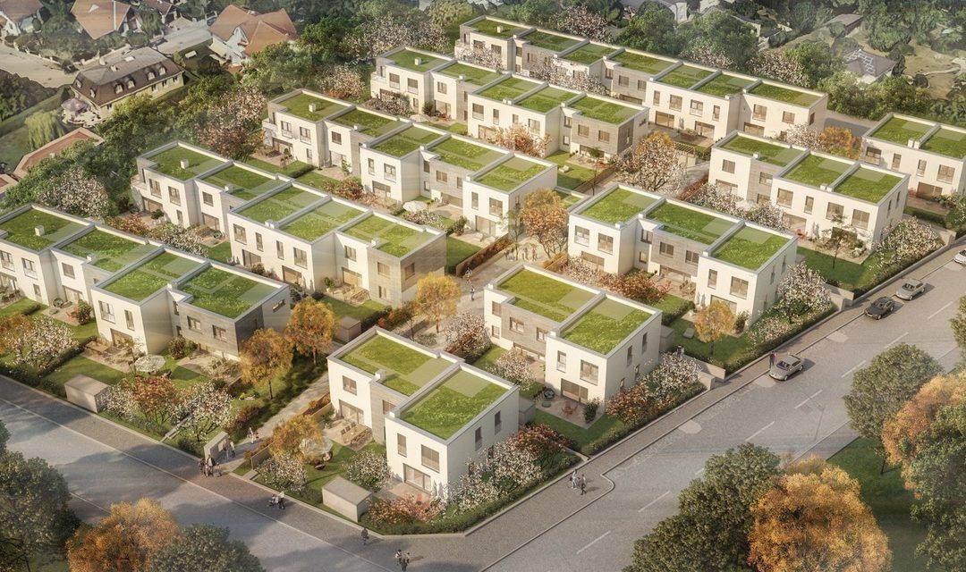 Im Neusiedlerviertel wird gebaut!